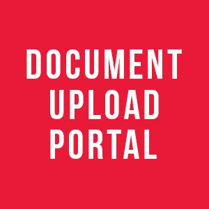 Document Upload Portal