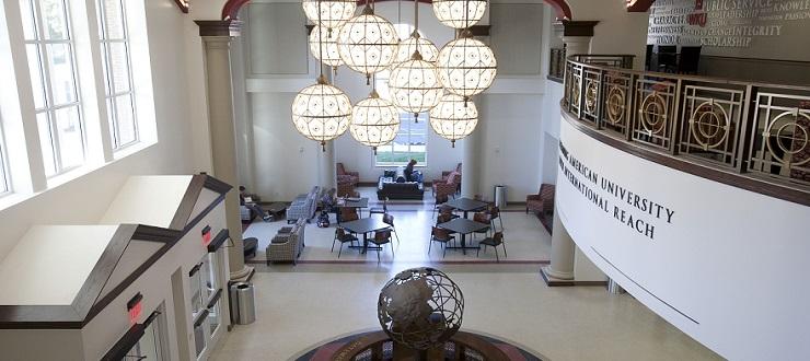 HCIC Main Lobby
