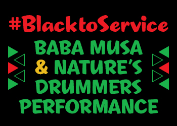 Black History Baba Musa and Nature's Drummers