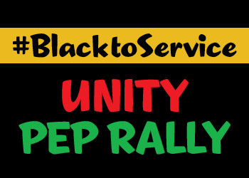 Black History Month Unity Pep Rally