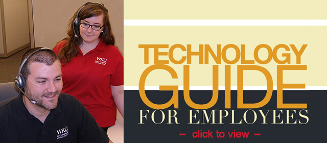 Technology Employee Guide