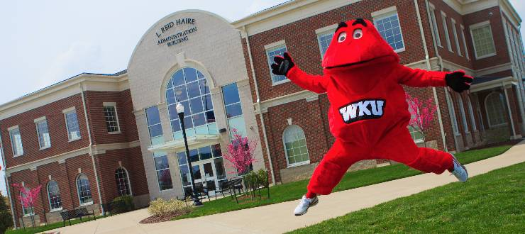 Big Red loves Joint Admissions