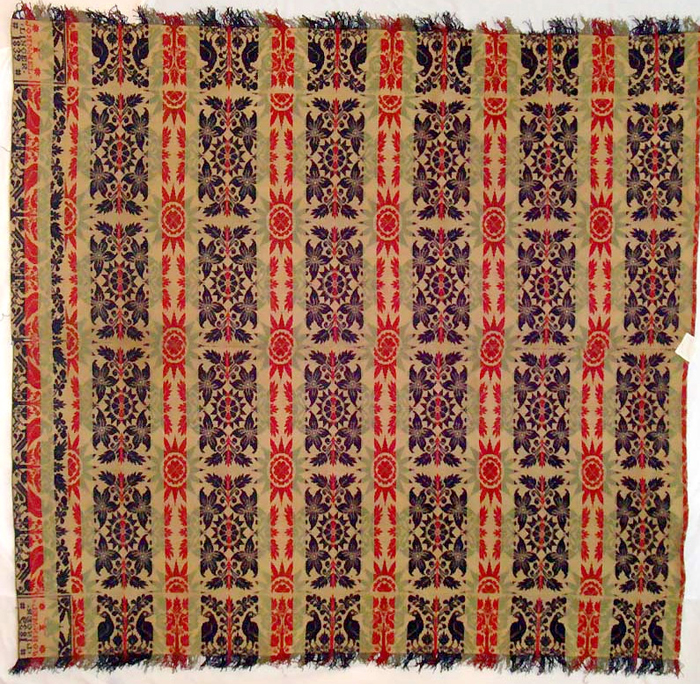KY Museum Coverlet