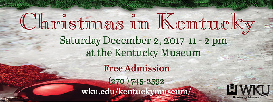 Christmas in Kentucky program