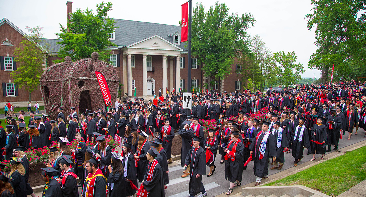 Topper Walk - May 10