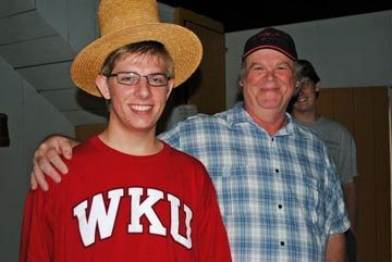 WKU student and father