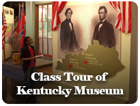 class tours for KY Museum