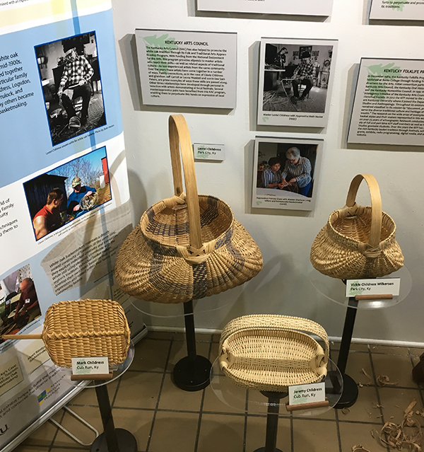 Handmade Heritage exhibit at FAC