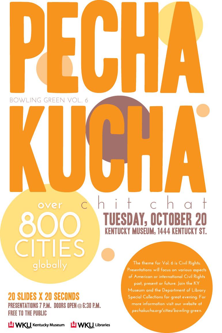 University Of Kentucky Majors >> Pecha Kucha | Western Kentucky University