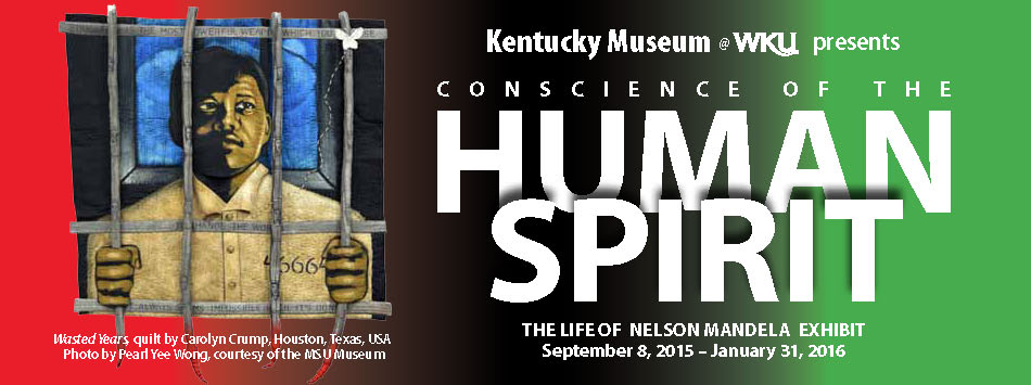 Conscience of the Human Spirit exhibit