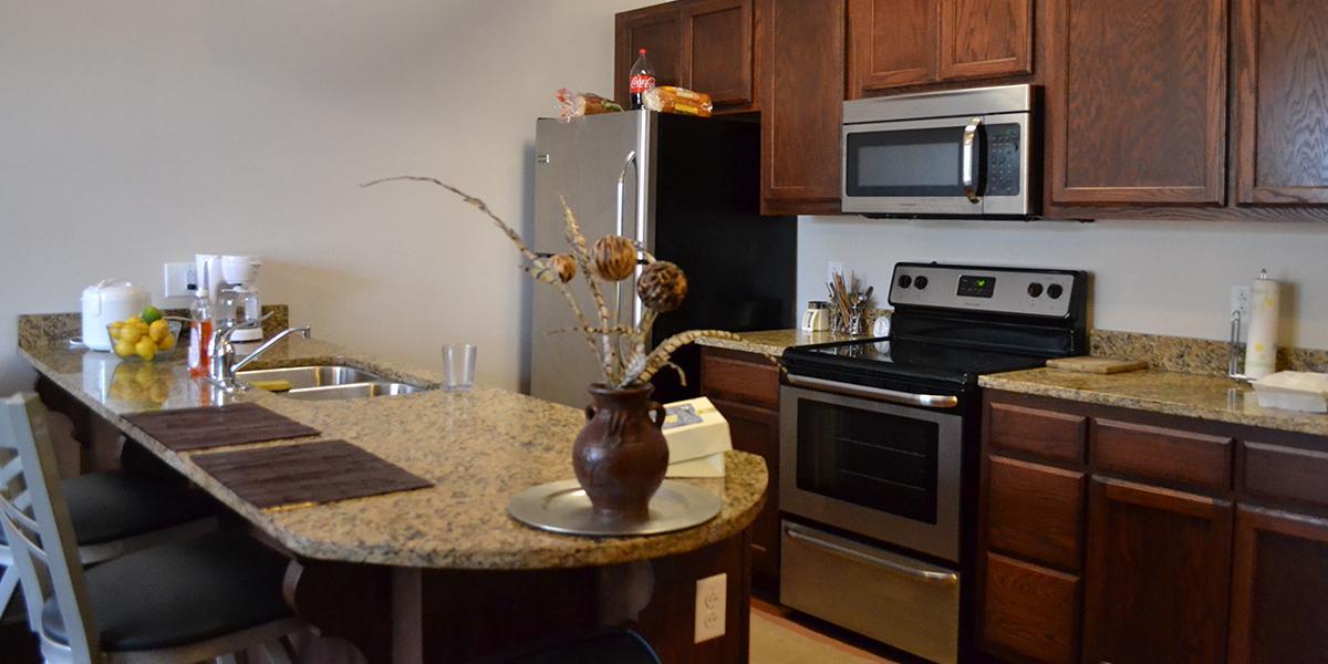 1350 Kentucky Street Apartments Kitchen