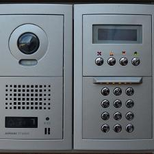 View 1350 Kentucky Street Apartments outdoor calling system Larger