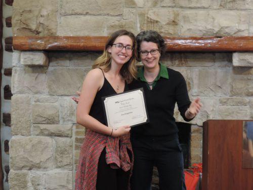 Valere Scott Scholarship - Ava Fergerson