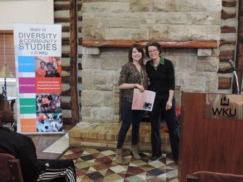 Esther Fund Graduate Scholarship -Chloe Cesler
