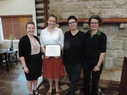 Catherine C. Ward Scholarship - Margaret Sullivan