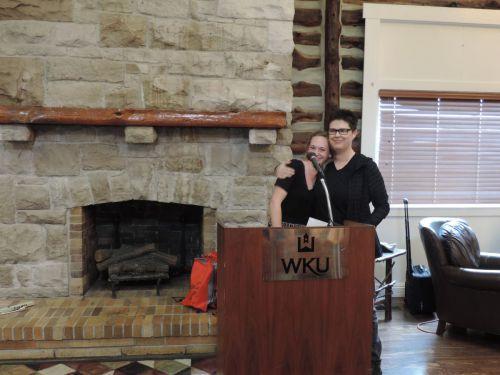 Seneca Falls Personal Empowerment Award - Leslie Dobbins