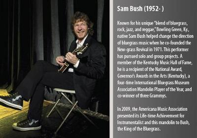 Sam Bush (1952- )