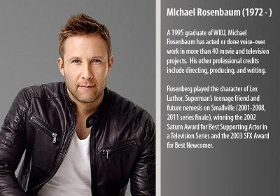 Michael Rosenbaum (1972 - )