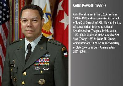 Colin Powell (1937- )