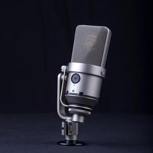 Jay Leno used this Neumann microphone broadcast conversations with guests ranging from Robin Williams, Robert Downing, Jr., Toby Keith, and Rod Stewart to Senators Barack Obama and John McCain.