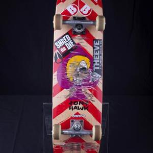 Tony Hawk's skateboard