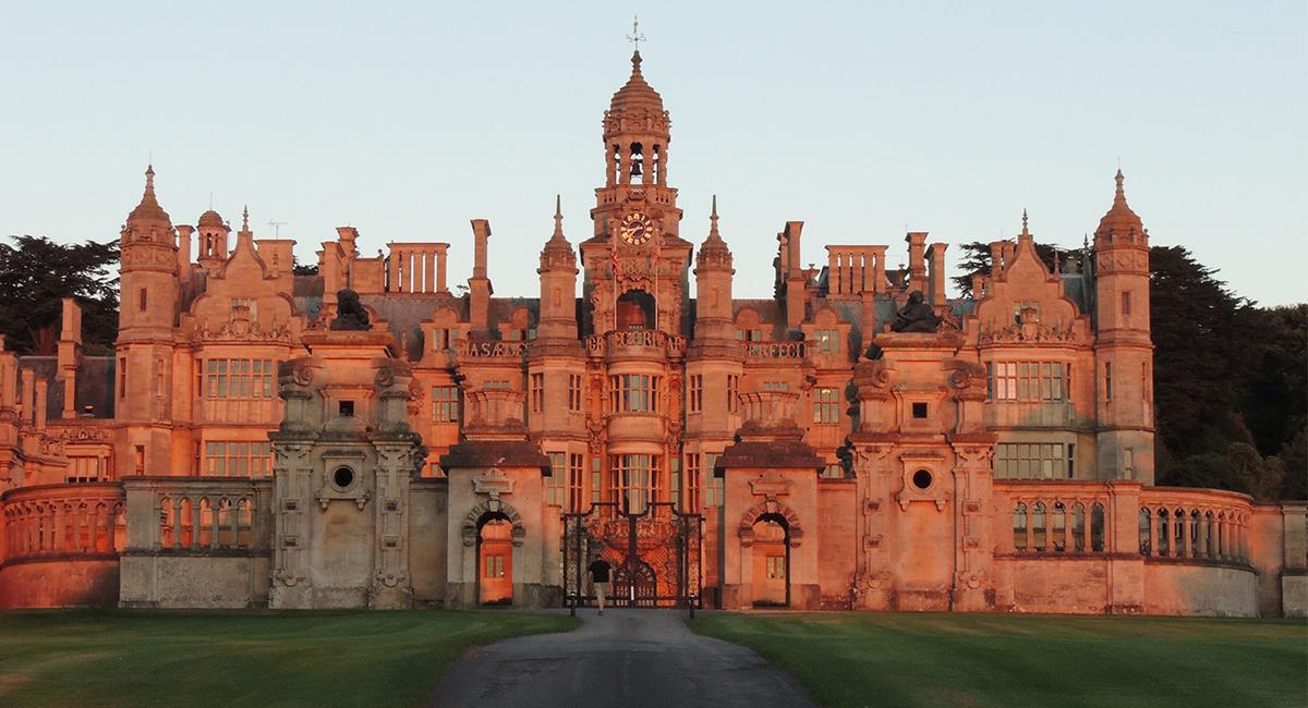 Harlaxton College, Grantham, England