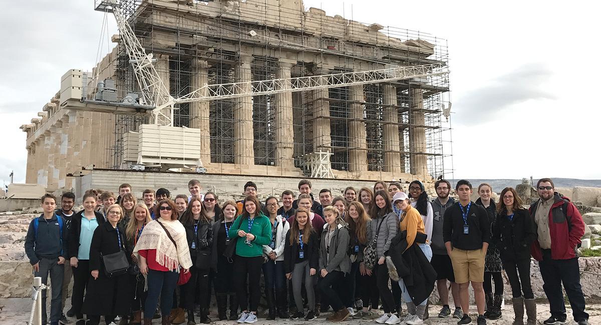 2017 Greece Trip
