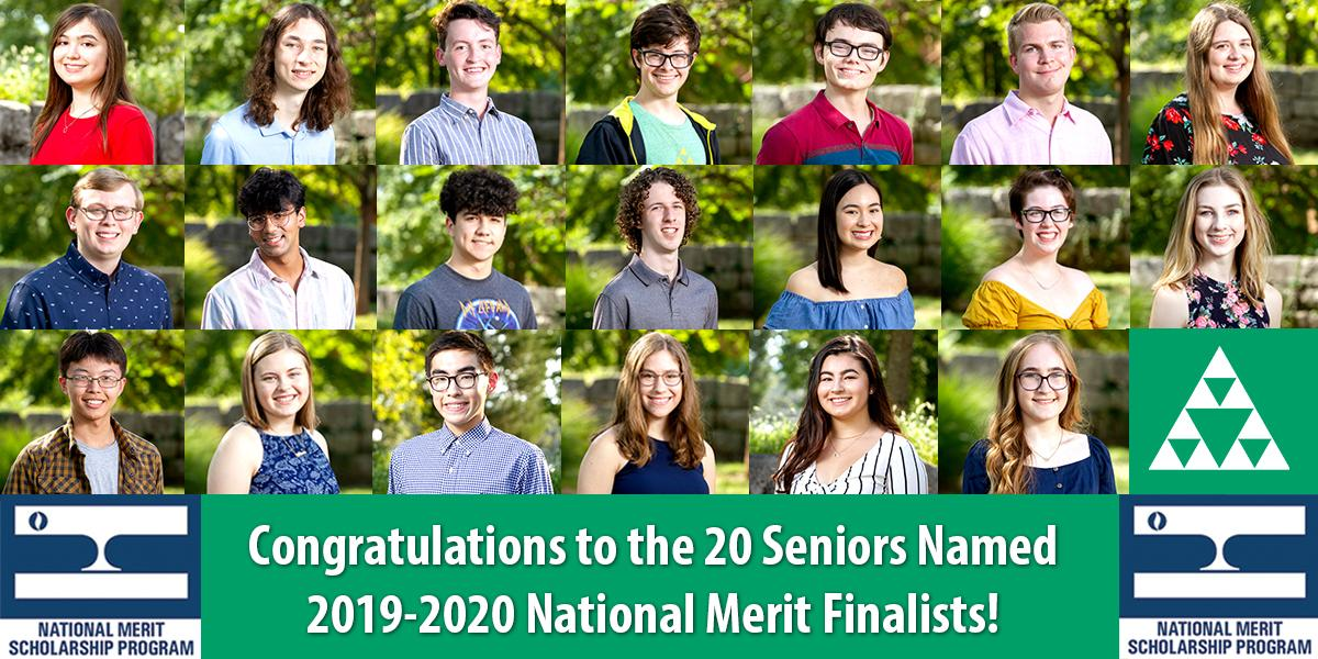 2020 National Merit Finalists