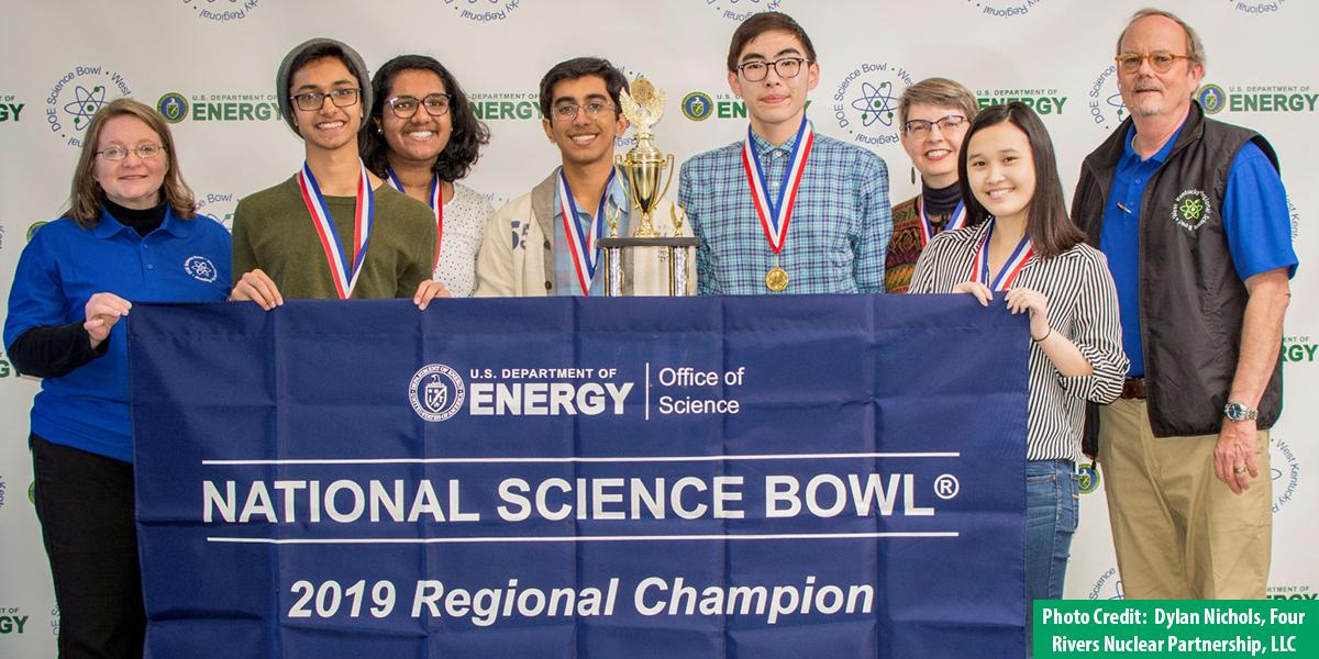 The Gatton Academy Advances to 5th Straight National Science Bowl