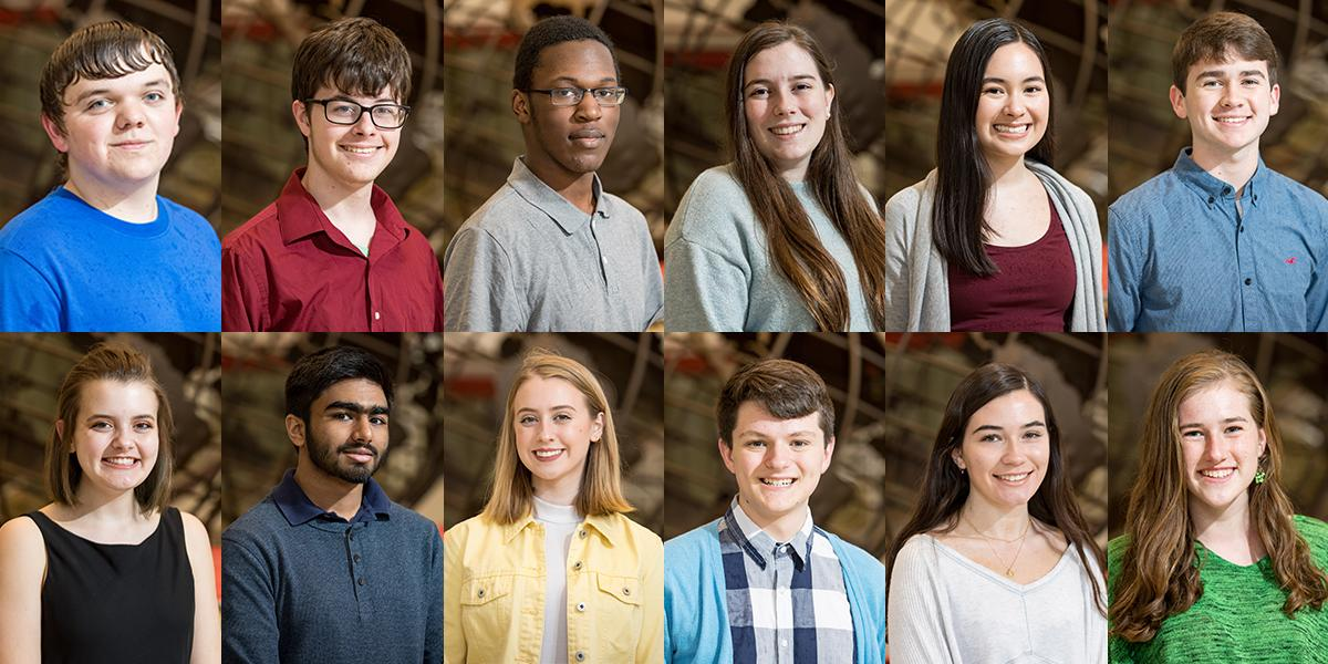 Twelve students at The Gatton Academy of Mathematics and Science in Kentucky at WKU have received nationally-competitive National Security Language Initiative for Youth (NSLI-Y) Scholarships for immersive, critical language study this summer.