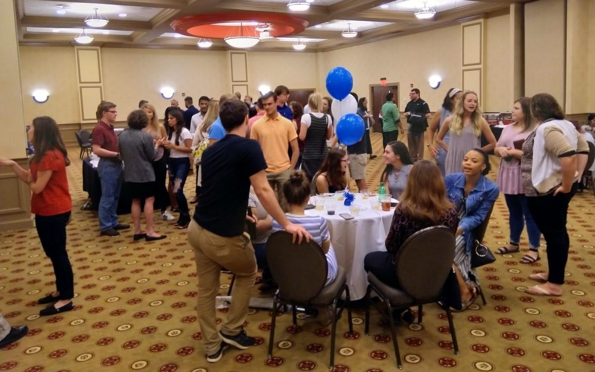 2019 Graduate School Reception