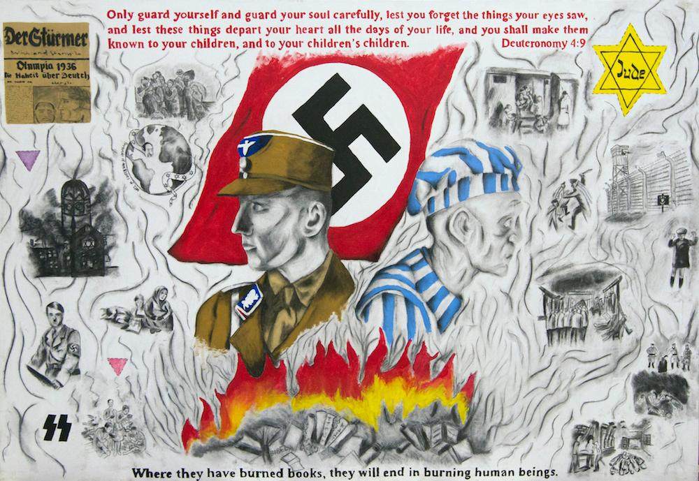 University Of Kentucky Majors >> Murals of the Holocaust   Western Kentucky University