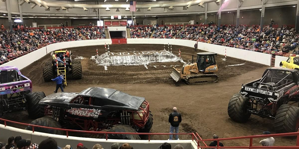 3754b73019f6 Progressive Agriculture Safety Day. No Limits! Monster Truck Show
