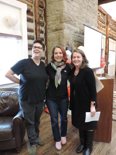 Catherine Coogan Ward Feminist Action Award Winner Kristina Arnold