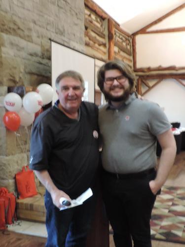 Creative Writing Graduate Winner David Haydon