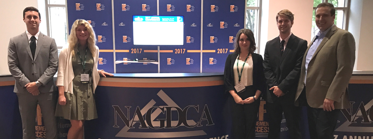 WKU Students participated in the 2017 NAGDCA National Conference Retirement Knowledge Quiz Bowl in Milwaukee, WI.