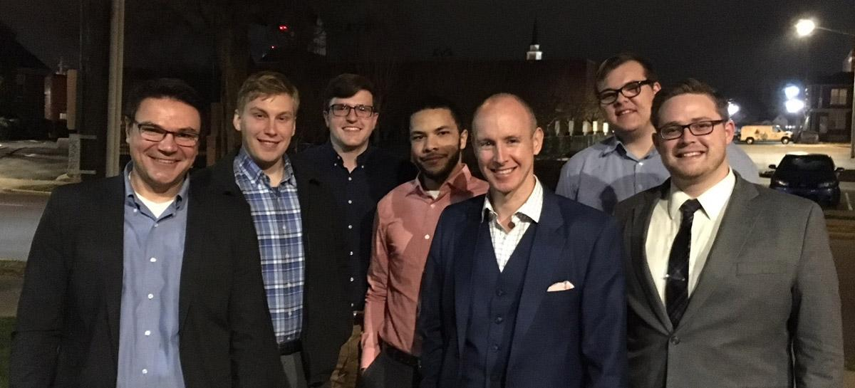 Daniel Hannan MP visits WKU in the Spring of 2018