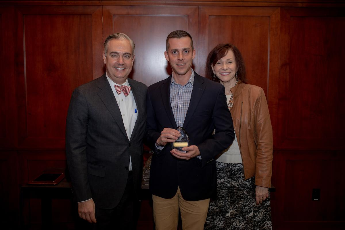 Prolific Proposer Awardee Kyle Moss