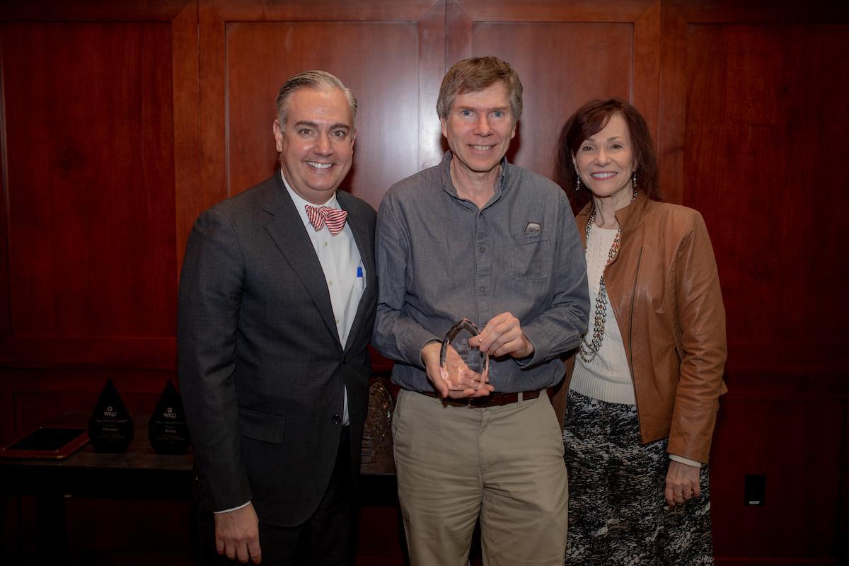 First Time Lead Awardee Dr. Thomas Richmond