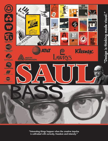 Don Dunn, Pioneers of Graphic Design, Bass, graphic design