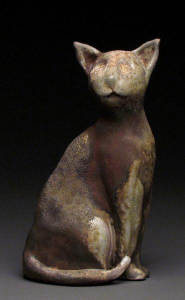 Rachel Fiehn, Relic, Wood Fired Stoneware