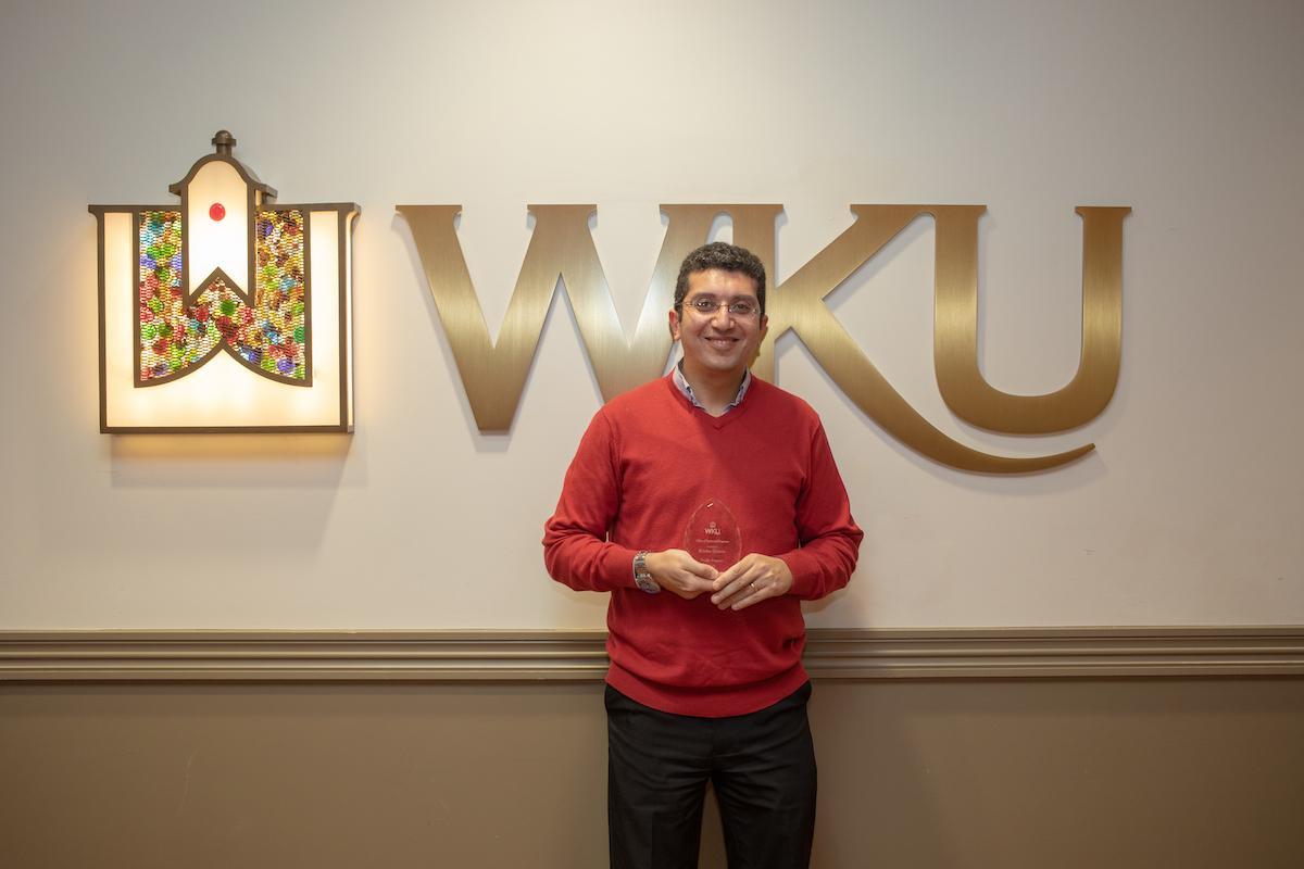 Prolific Proposer Awardee Kirolos Haleem
