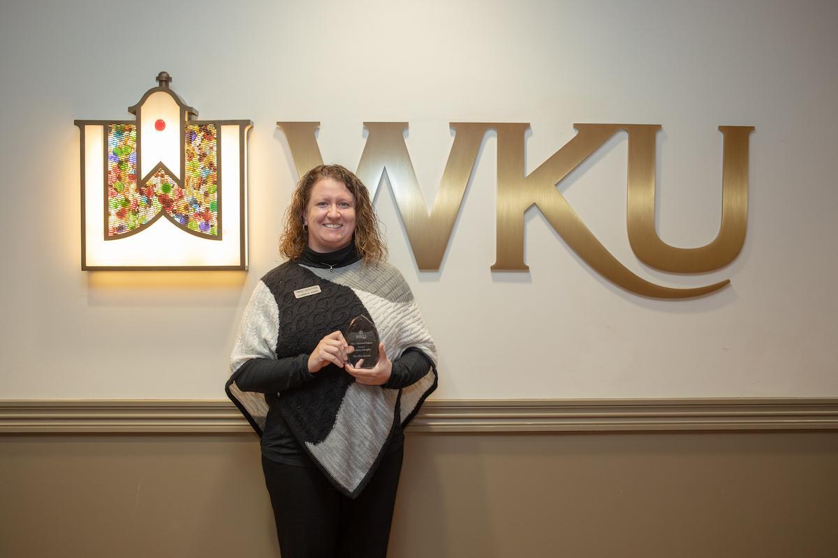 First Time Lead Awardee Corinne Murphy