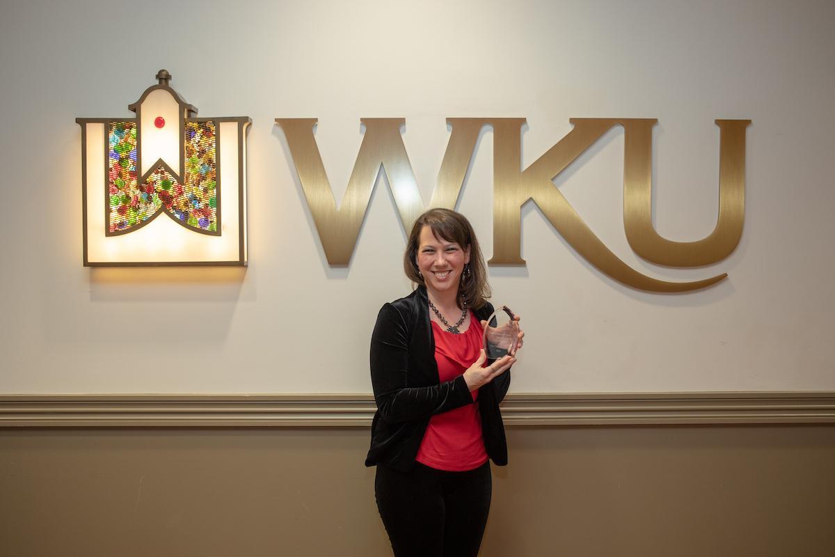 First Time Lead Awardee Molly Swietek