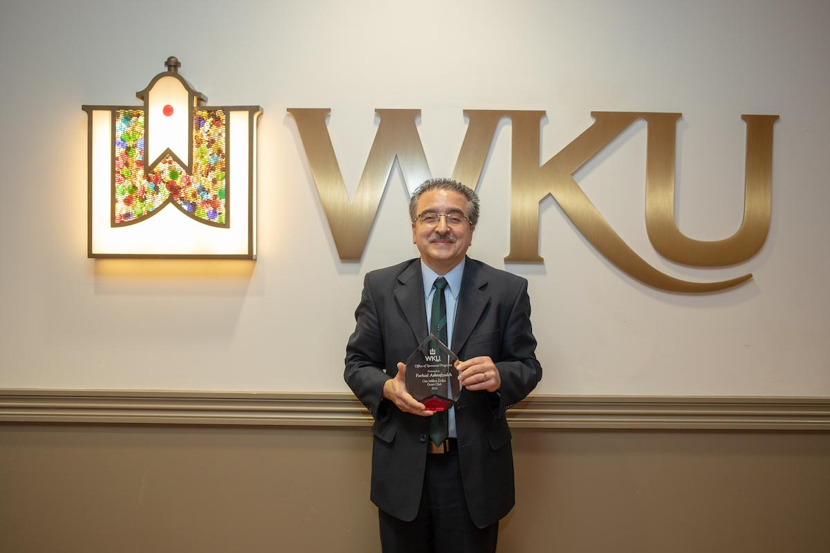 Million Dollar Club Awardee Farhad Ashrafzadeh