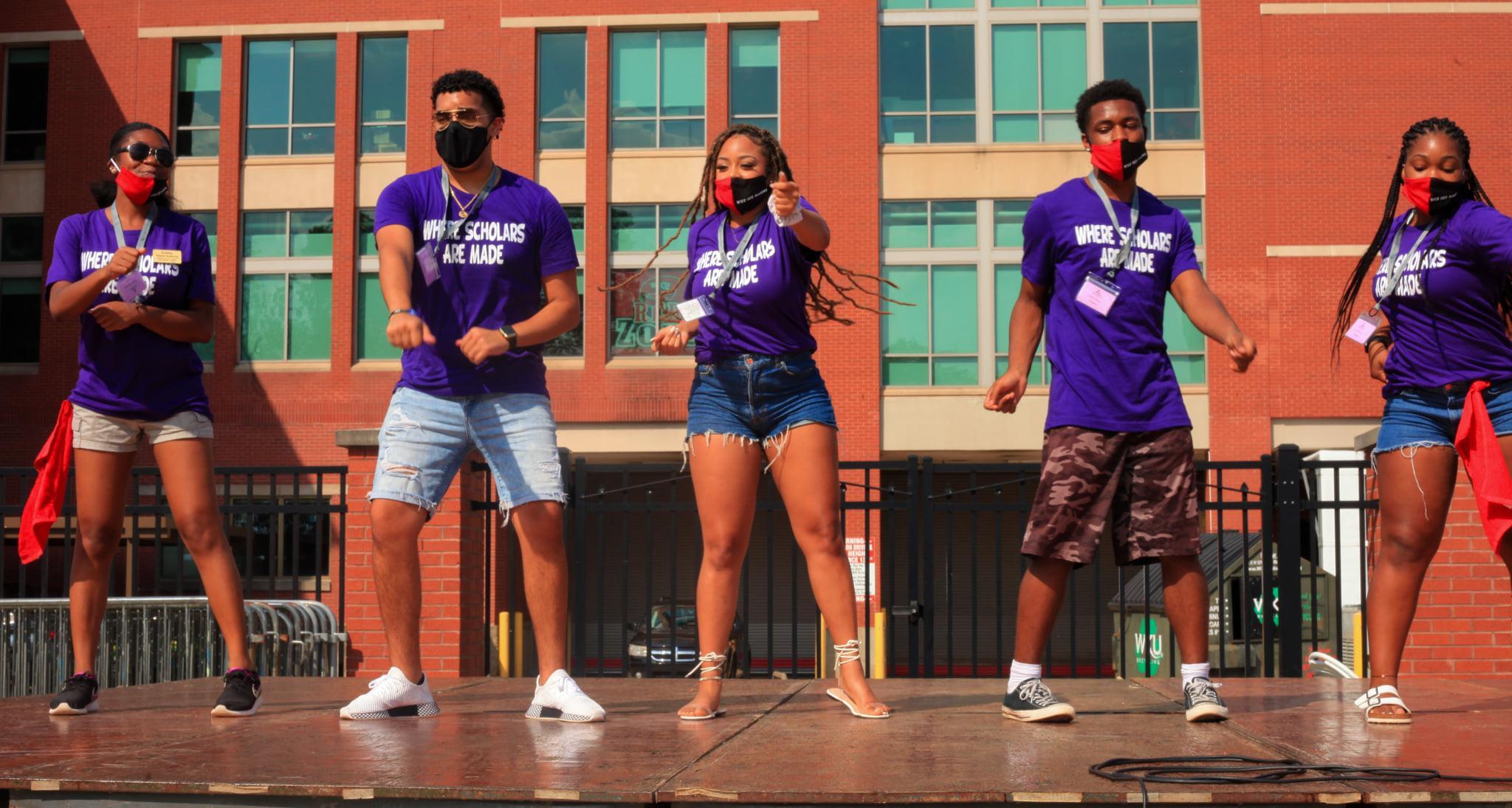 Purple Squad!