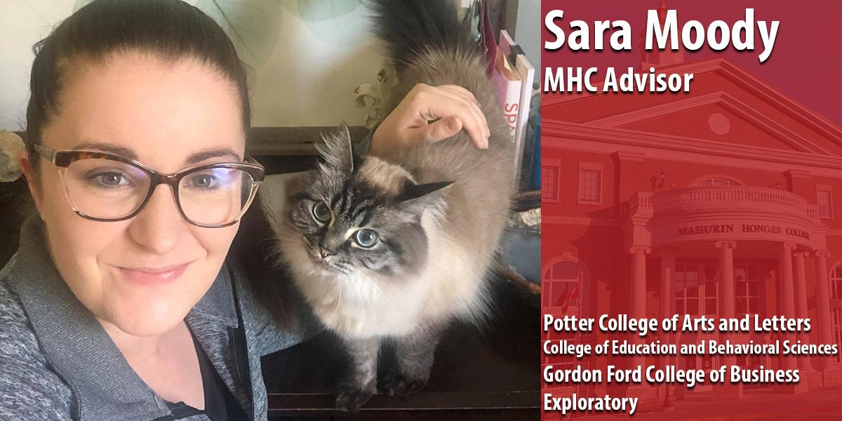 Sara Moody - MHC Advisor