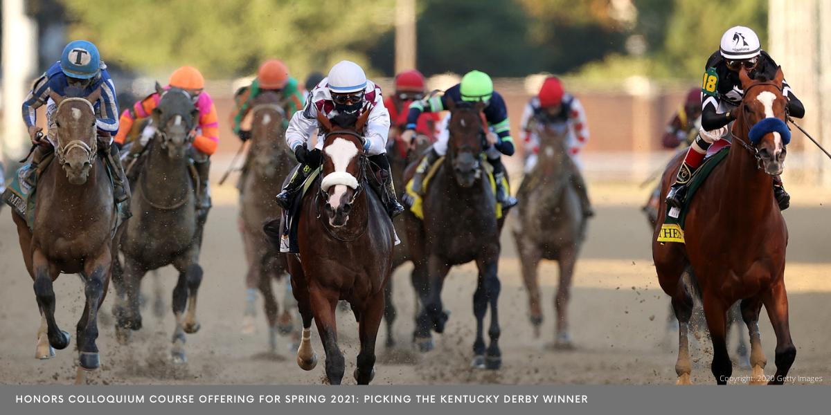 Kentucky Derby Winner Colloquia