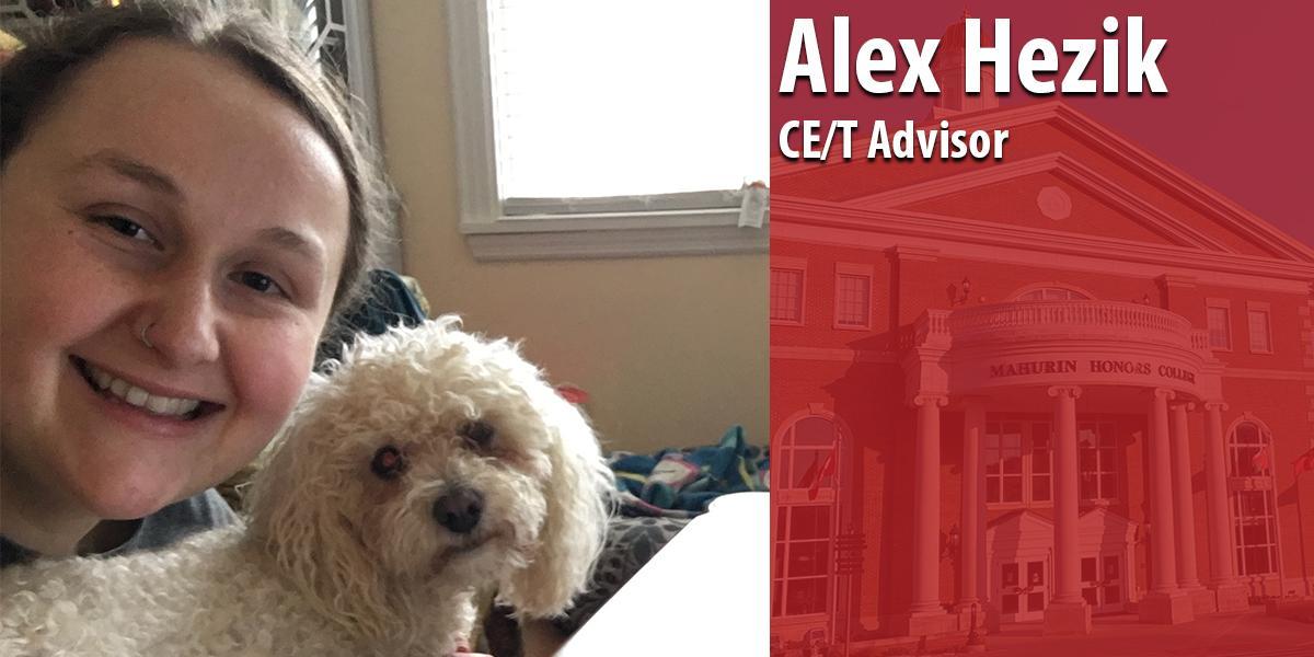 Alex Hezik - CE/T Advisor
