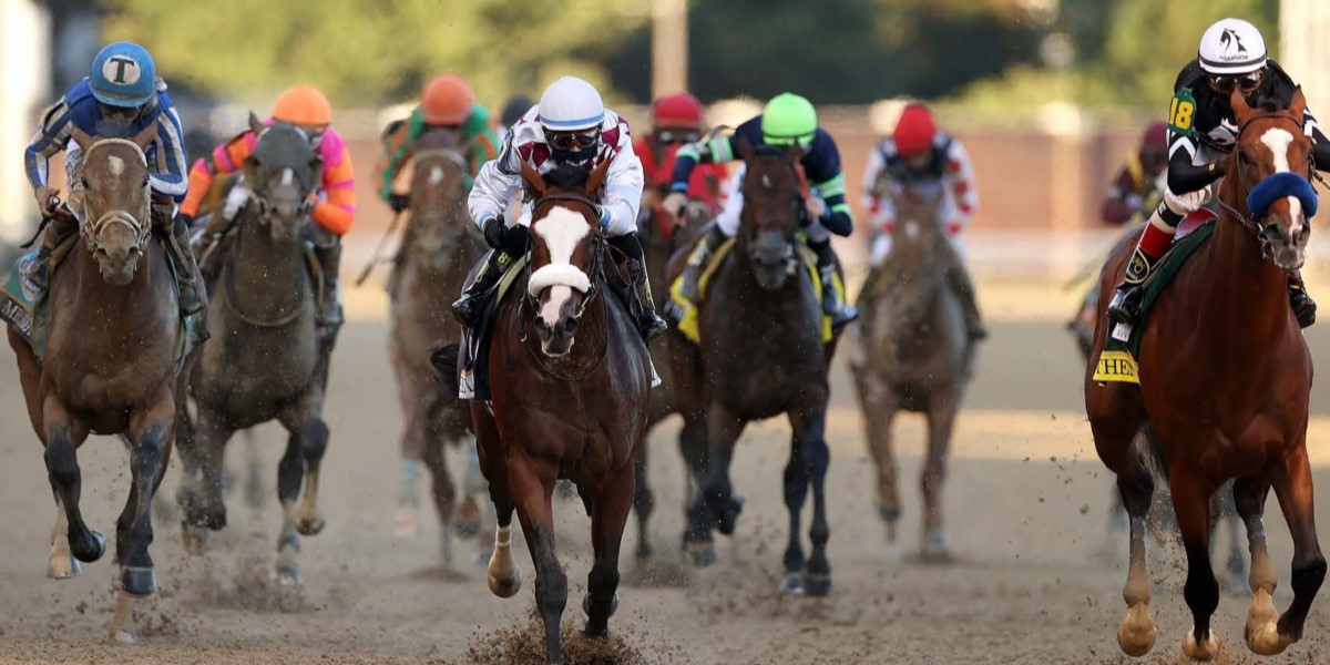 Picking the Kentucky Derby Winner - Spring 2021 Honors Colloquium